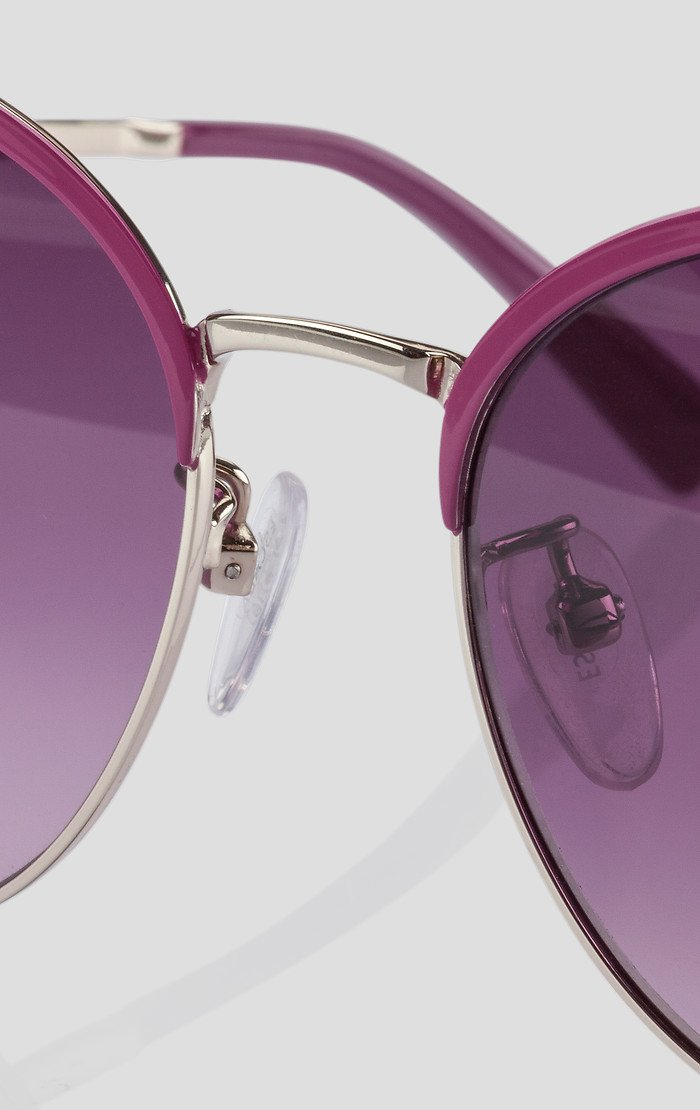 Cat-Eye Metal Sunglasses - ESCADA ?id=16841026240644