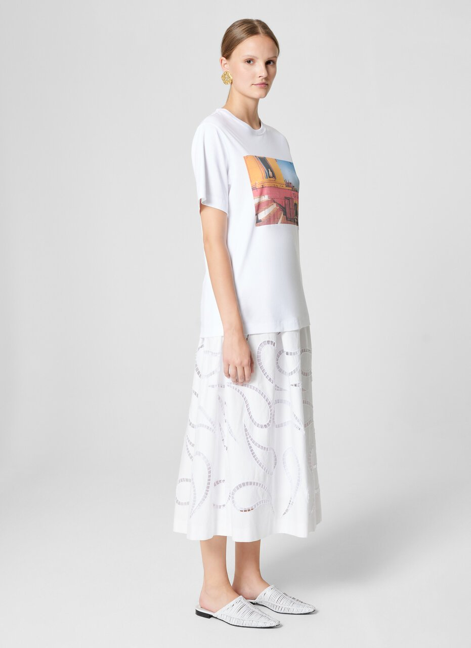 Photo Print T-shirt - ESCADA ?id=16464452944004