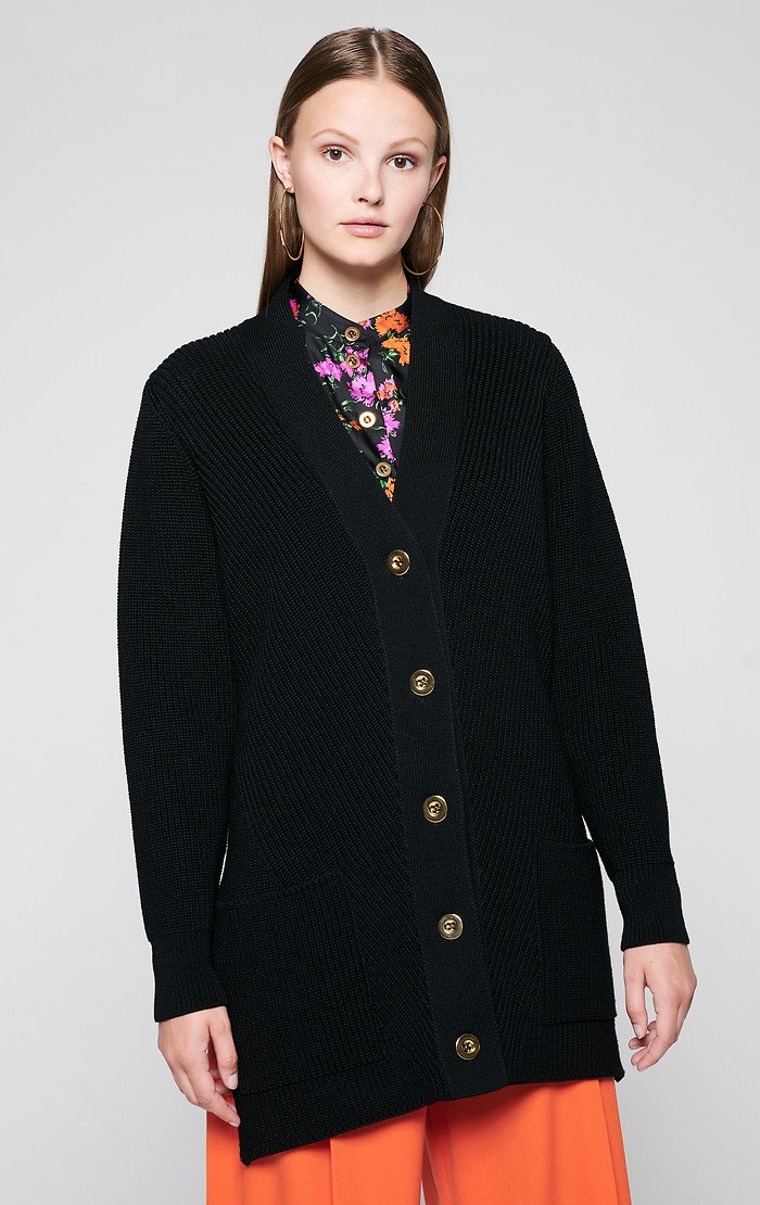 Wool Belted Cardigan - ESCADA ?id=16401137959044