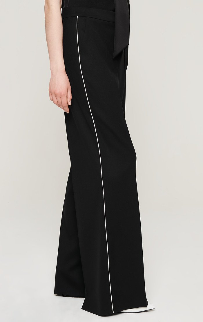 Wool Wide Leg Pants - ESCADA ?id=16181853126788