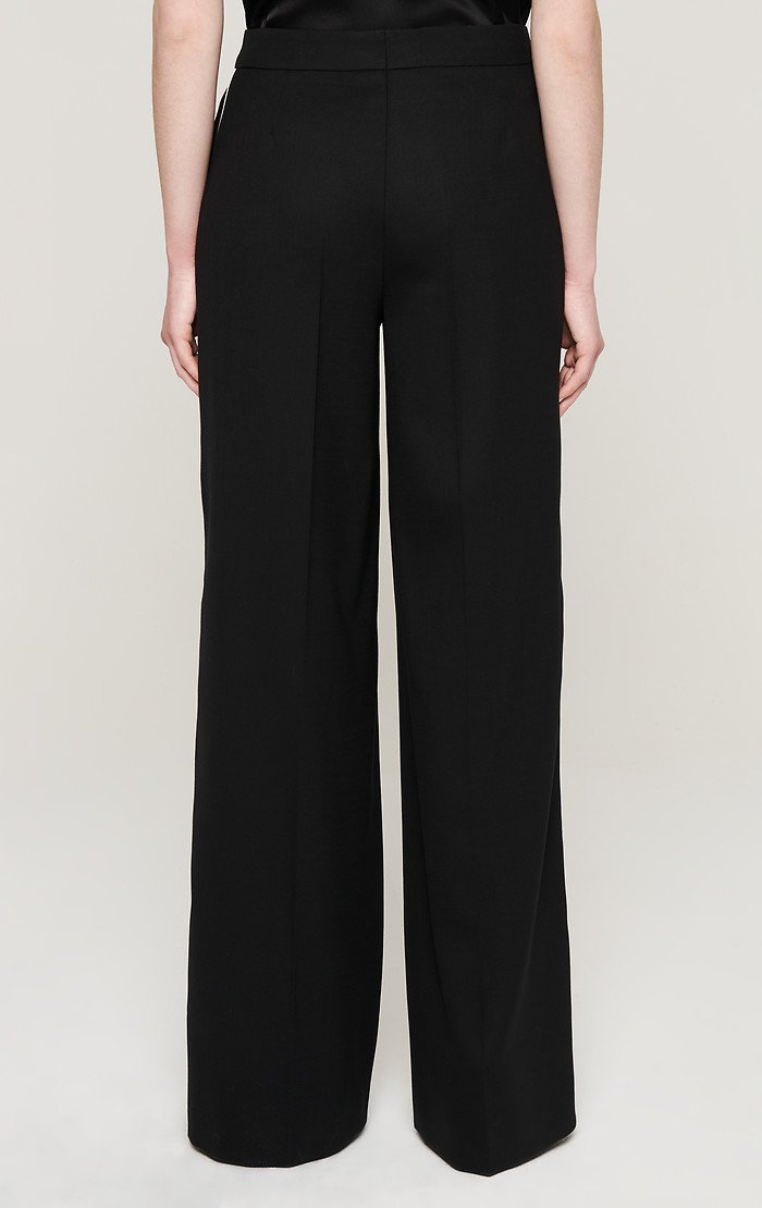 Wool Wide Leg Pants - ESCADA ?id=16181853257860
