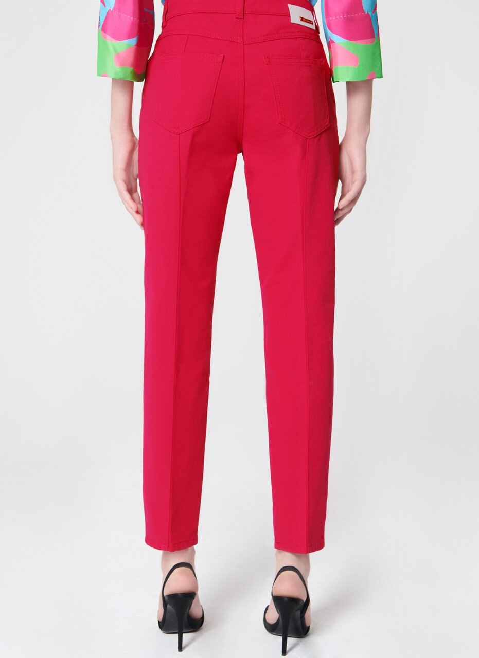 Straight Ankle Jeans - ESCADA ?id=16490269868164