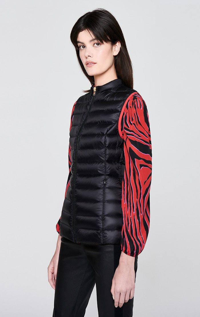 ESCADA Quilted Down Vest
