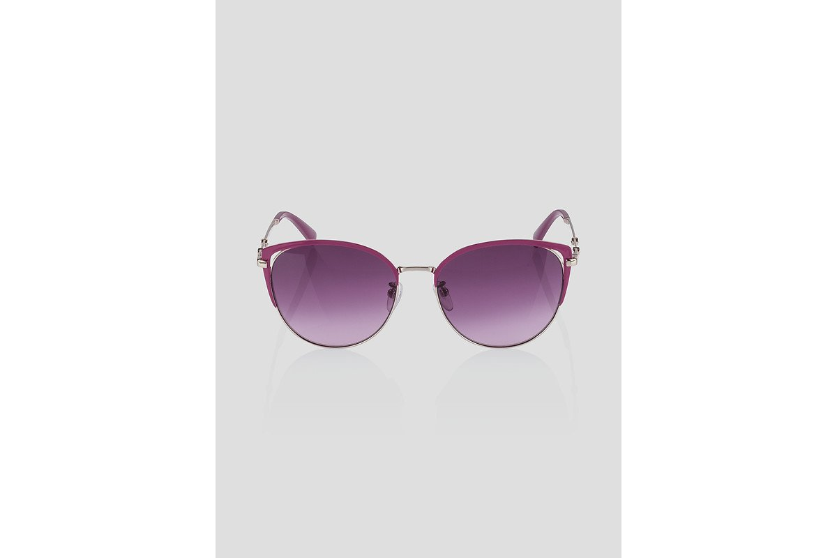 Cat-Eye Metal Sunglasses - ESCADA ?id=16841026175108