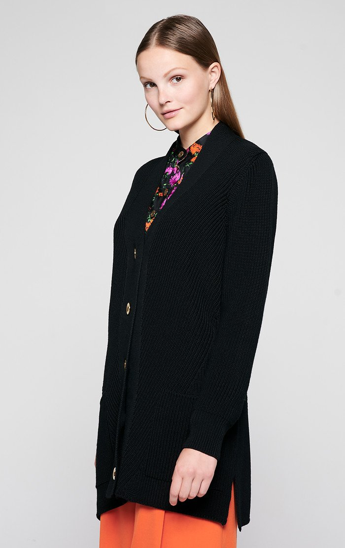 Wool Belted Cardigan - ESCADA ?id=16401138155652