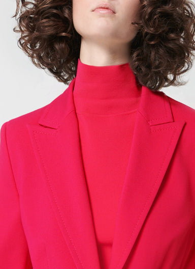 Fitted jersey blazer - ESCADA ?id=16490174546052