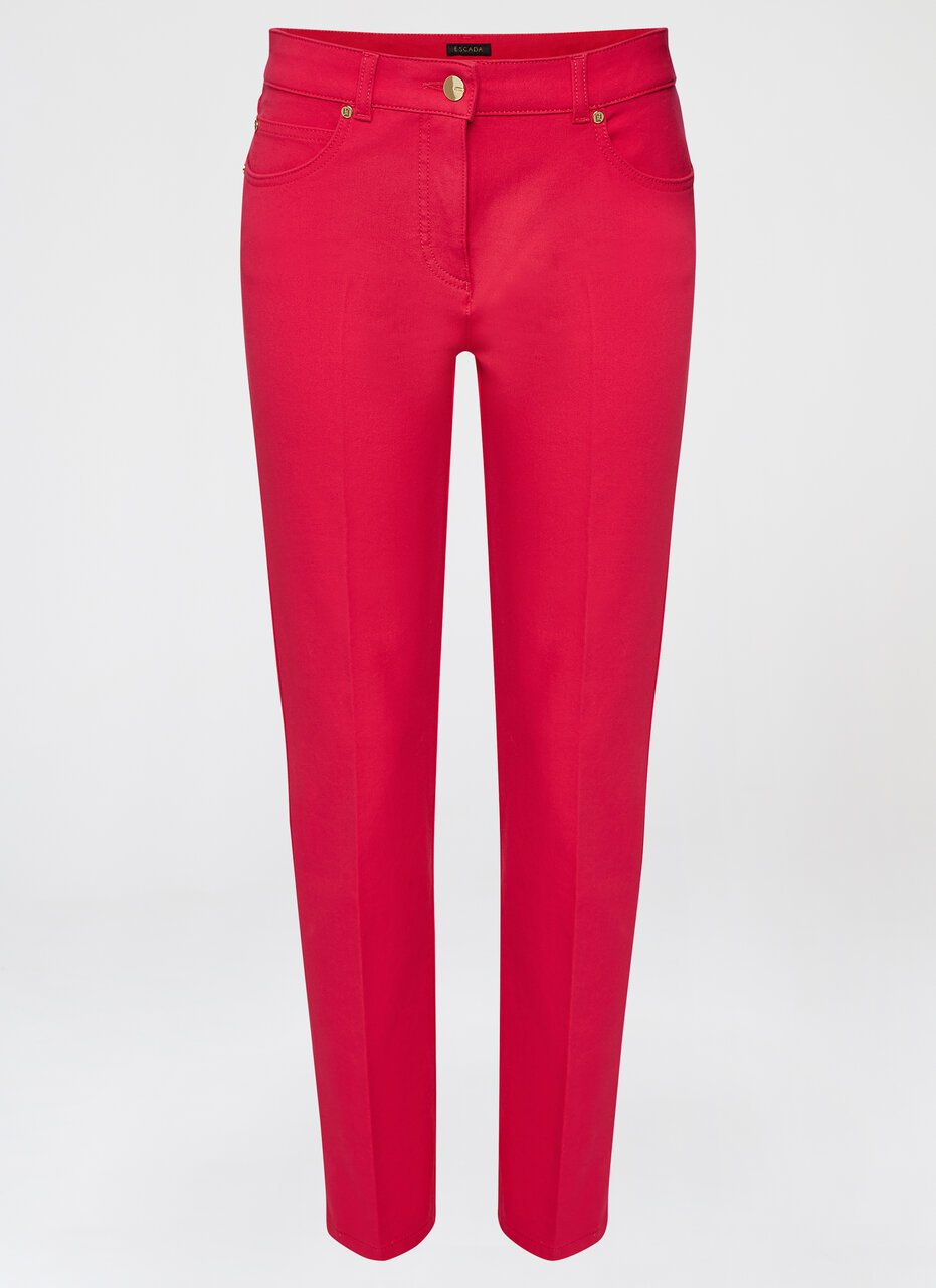 Straight Ankle Jeans - ESCADA ?id=16490269933700