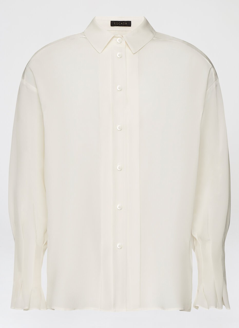 ESCADA Feminine silk blouse