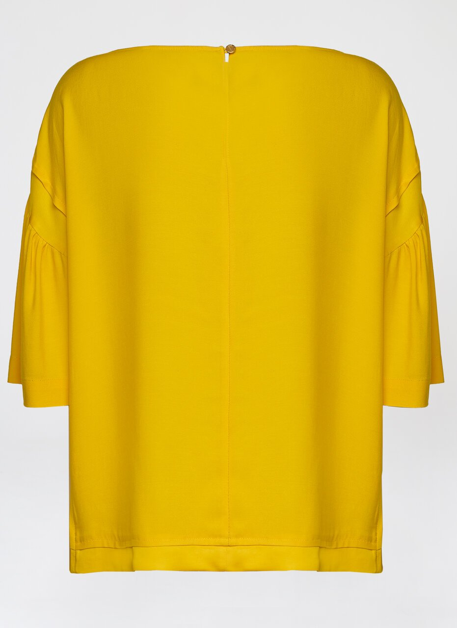 Short sleeve blouse - ESCADA ?id=16401990418564