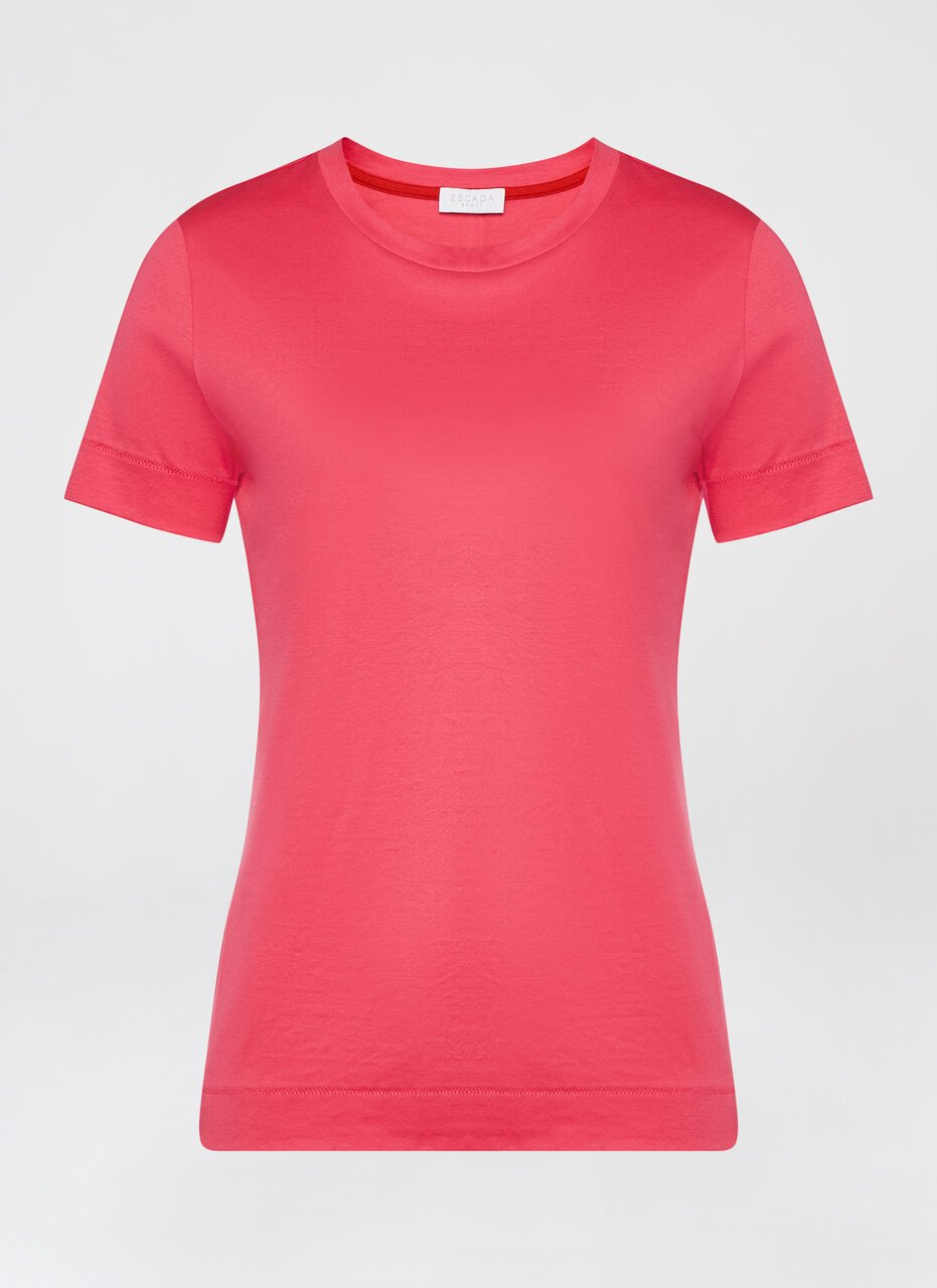 Basic Cotton T-Shirt - ESCADA ?id=16489854894212