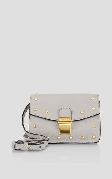 Studded Leather Crossbody Bag - ESCADA ?id=16401165222020