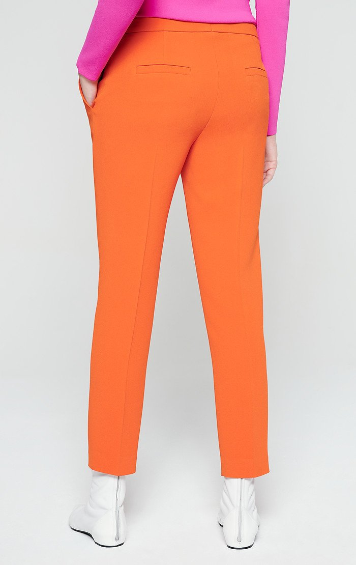 ESCADA Crepe Ankle Pants