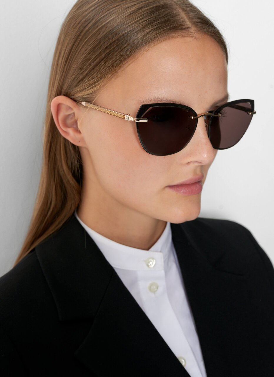 Oversized Cat-Eye Sunglasses - ESCADA ?id=16841028632708