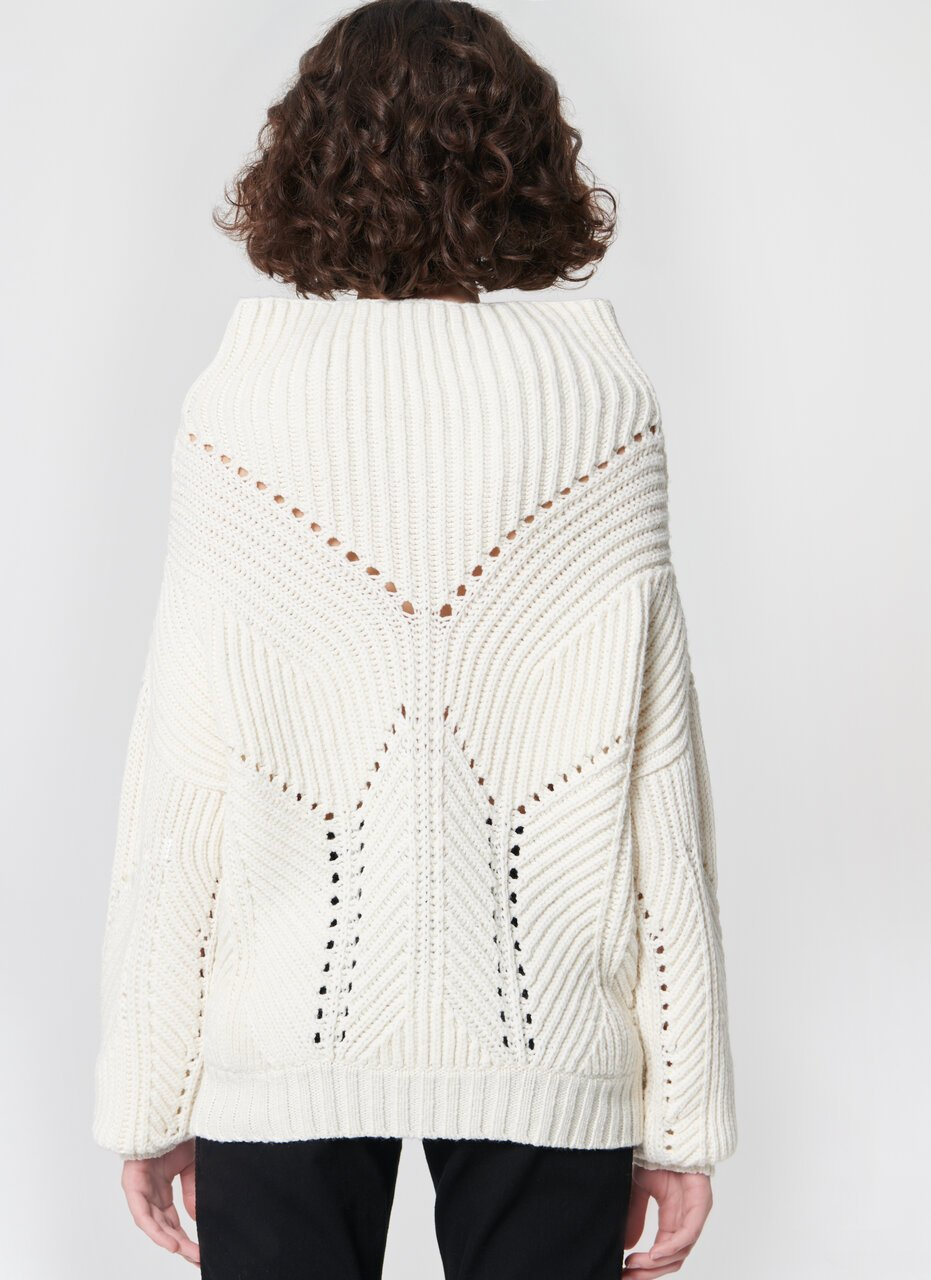ESCADA Wool mix knit sweater