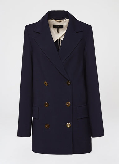 Virgin wool pea coat - ESCADA ?id=16464451698820