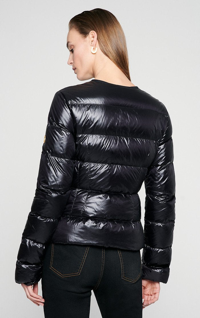 Glossy Quilted Down Jacket - ESCADA ?id=16401098834052