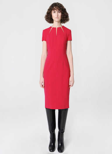 Feminine jersey dress - ESCADA ?id=16490249027716