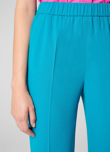 Crepe Tapered Pants - ESCADA ?id=16402015944836