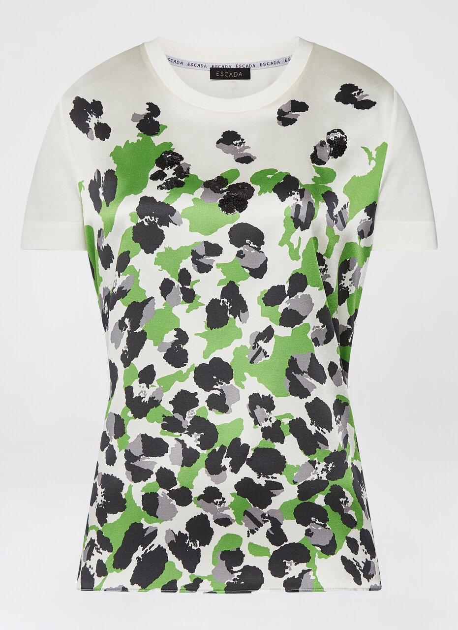 ESCADA Printed T-Shirt