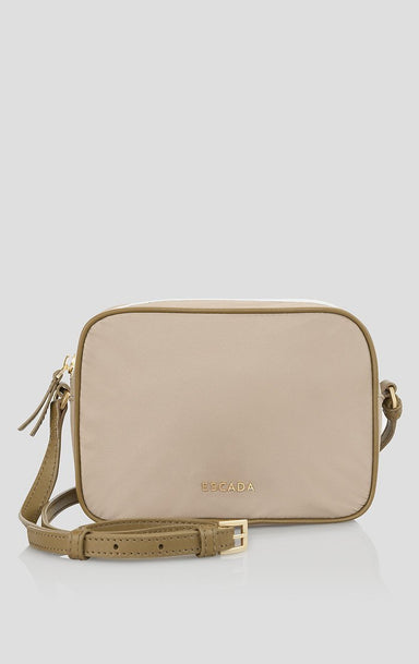 Nylon and Leather Shoulder Bag - ESCADA ?id=16402057691268