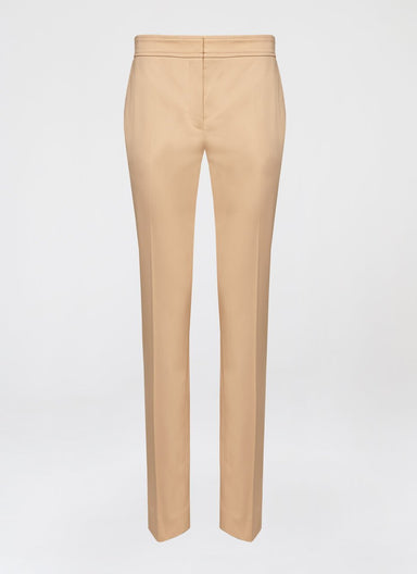 Cotton Gabardine Ankle Pants - ESCADA ?id=16402065195140