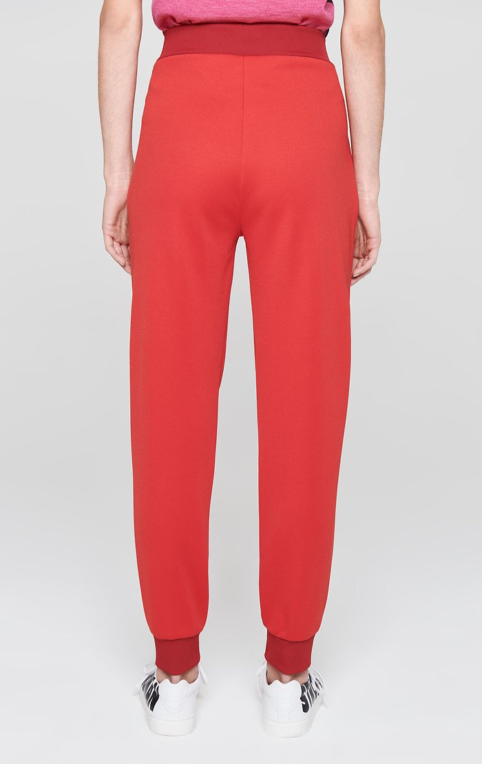 Cotton Blend Sweatpants - ESCADA