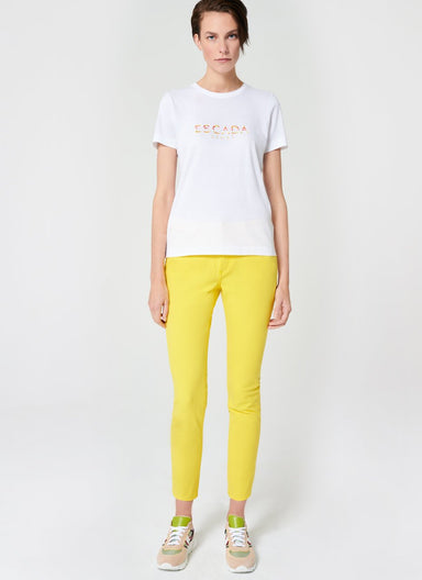 Pop Color Bi-Stretch Jegging - ESCADA ?id=16489847947396