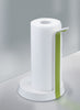 Easy-Tear Kitchen Roll Holder - Wht/Grn
