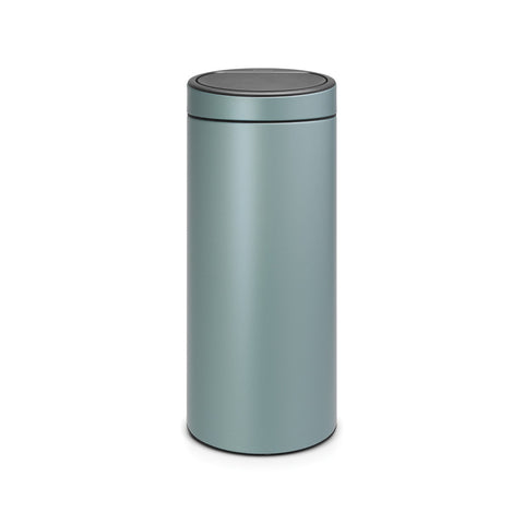 Touch Bin New 30 Litre - Metallic Mint