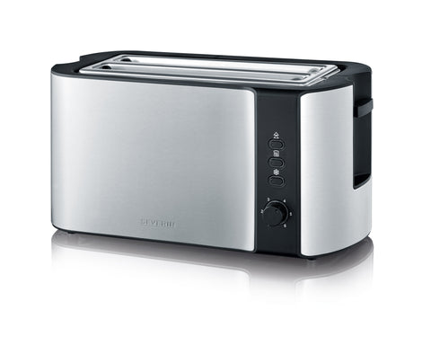 Automatic Long Slot Toaster, 4 Slice