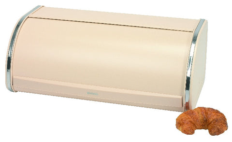 Bread Bin Roll Top - Almond