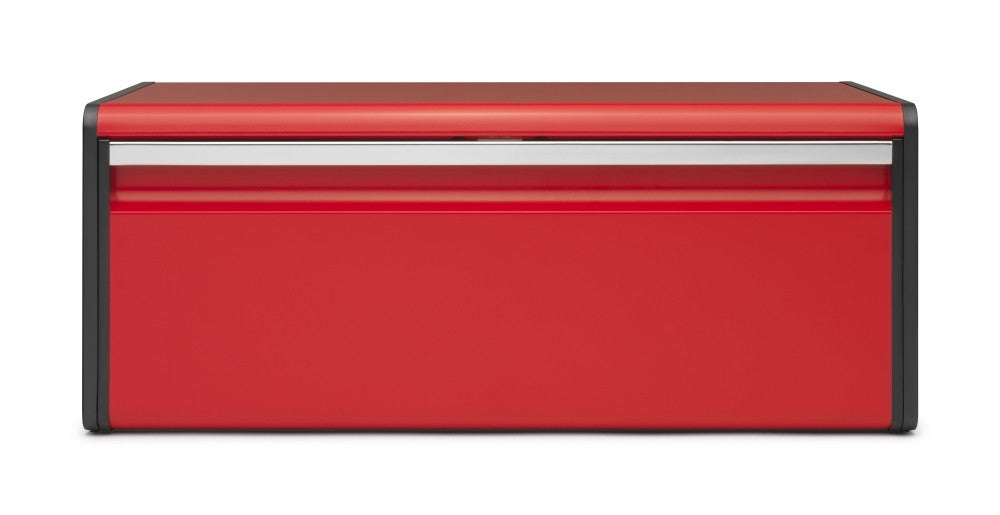 Bread Bin Fall Front Passion Red