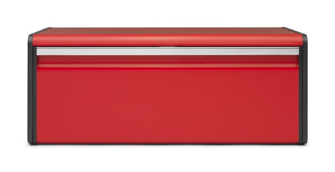 Bread Bin Fall Front - Passion Red
