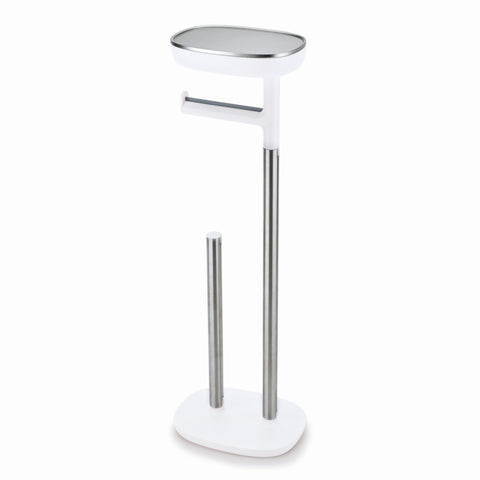 EasyStore™ Standing Toilet Paper Holder