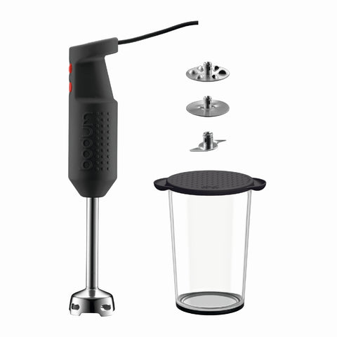 Bistro Electric Blender Stick Set -Black