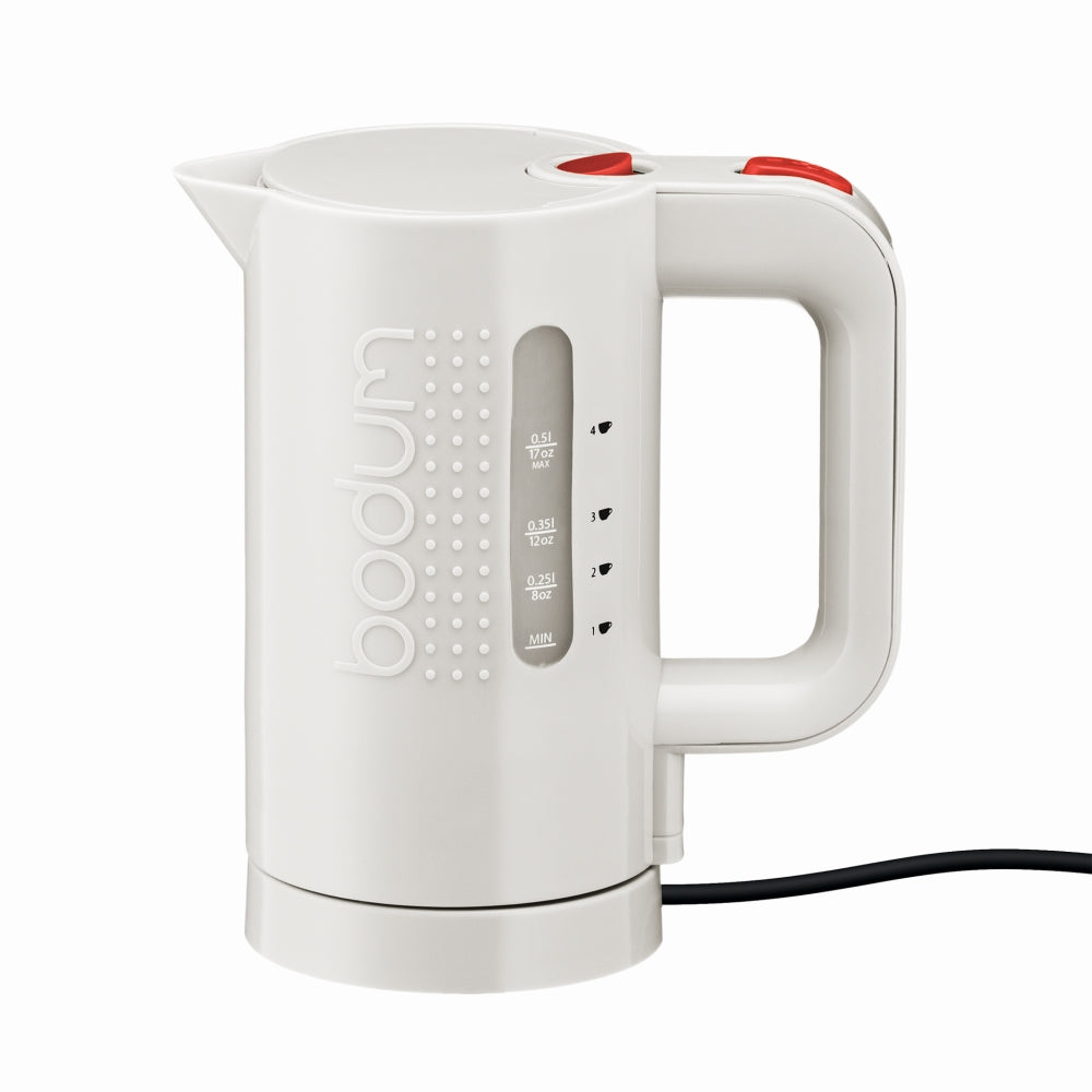 Bistro Electric Water Kettle 0.5L -White
