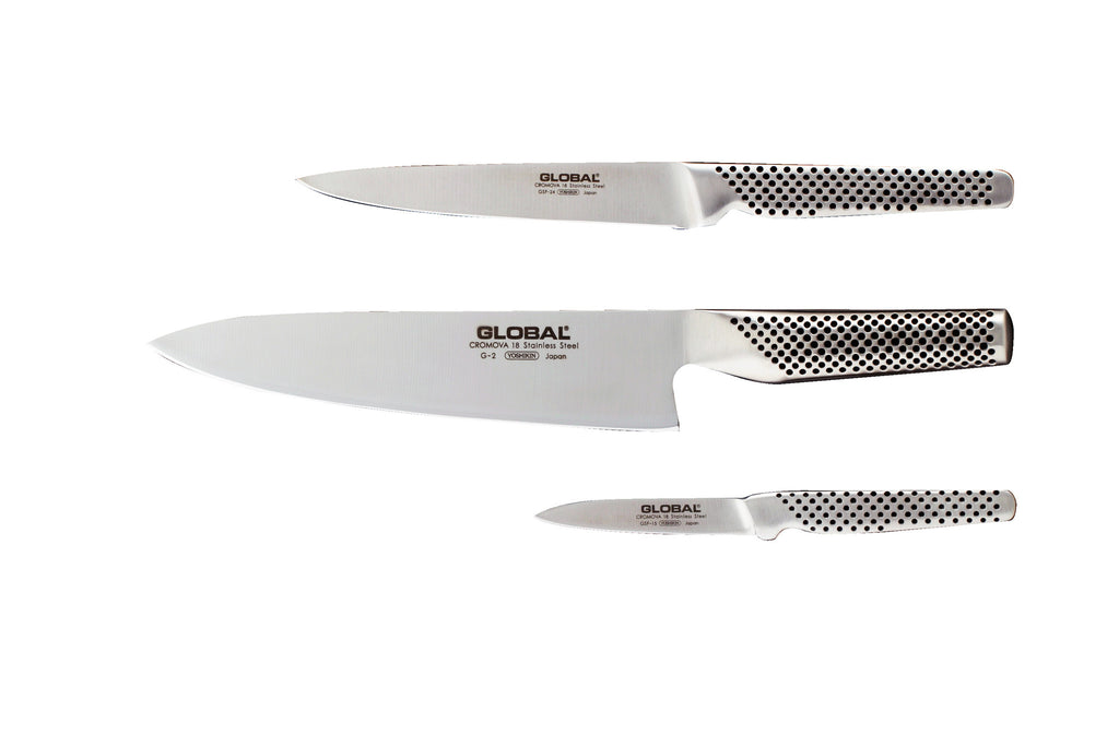 3-pc Knife Set (G-2,GSF15&GSF24)
