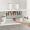 CupboardStore™ Under-Shelf Spice Rack