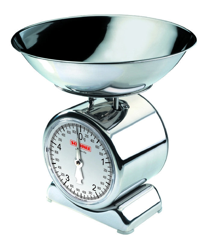Silvia Kitchen Scale 5Kg Stainless Steel