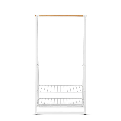Linn Clothes Rack, Large - White