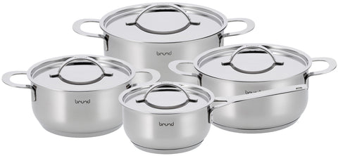 Brund Energy Cookware Set (4pc)