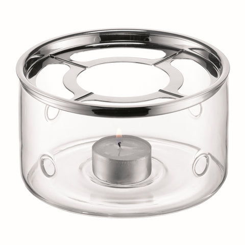 Bistro Warmer 13.5cm - Chrome