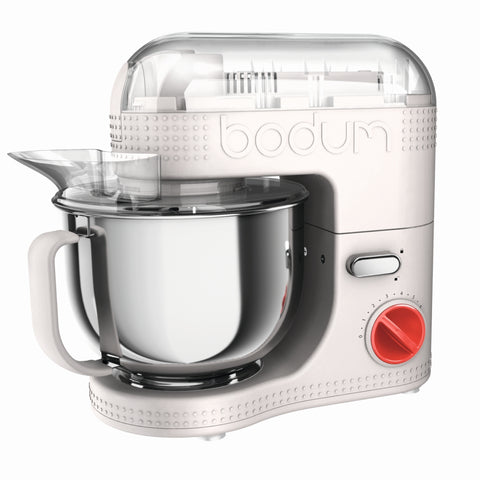 Bistro Electric Stand Mixer 4.7L - White