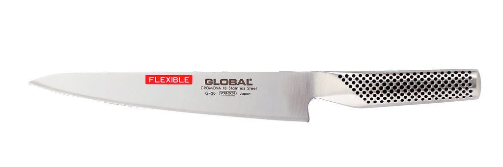 Fillet Knife, Flexible, 21cm