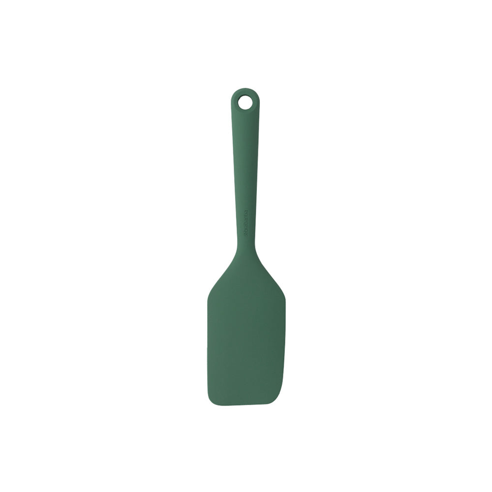 Tasty+ Baking Spatula plus Scraper - Fir Green