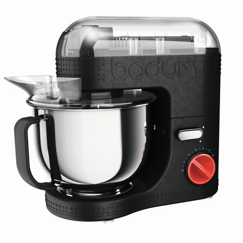 Bistro Electric Stand Mixer 4.7L - Black