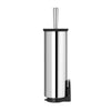Toilet Brush & Holder (Profile) - Brilliant Steel