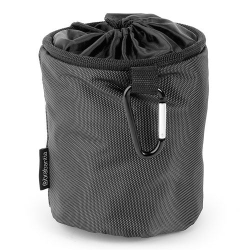 Clothes Peg Bag - Black