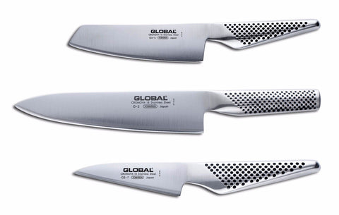 3-pc Knife Set (G2,GS5,GS7)