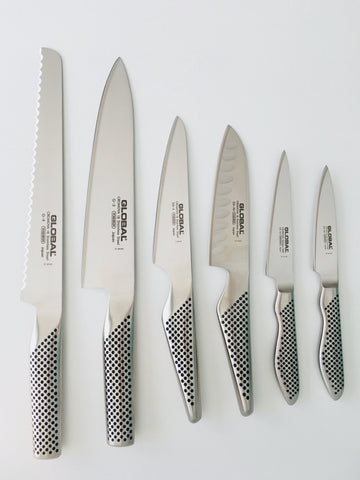 6pc Knife Set (G2,G9,GS3,GS36,GS38,GS90)